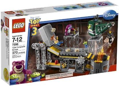 Lego - 7596 - Toy Story 3 - L'usine L'usine L'usine de destruction de jouets 282d73