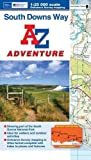 South Downs Way Adventure Series by Geographers A-Z Map Co Ltd ( 2013 )