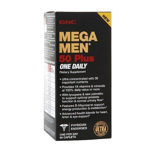 gnc-mens-mega-men-50-plus-one-daily-multivitamin-caplets-60-ea-by-ab