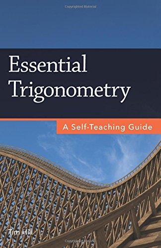 Essential Trigonometry: A Self-Teaching Guide