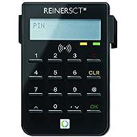 REINER SCT cyberJack RFID Chip-Kartenlesegerät standard | Generator für Online-Banking (HBCI / FinTS / EBICS); Elster…