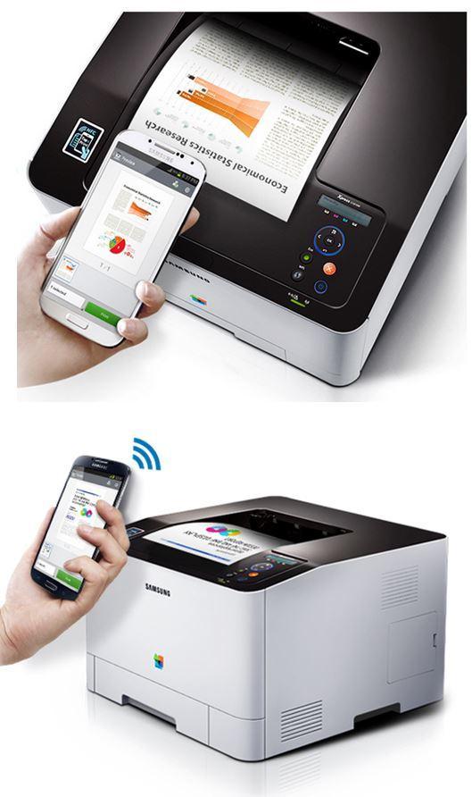 Samsung Xpress C1810W/SEE Farblaser-Drucker: Amazon.de