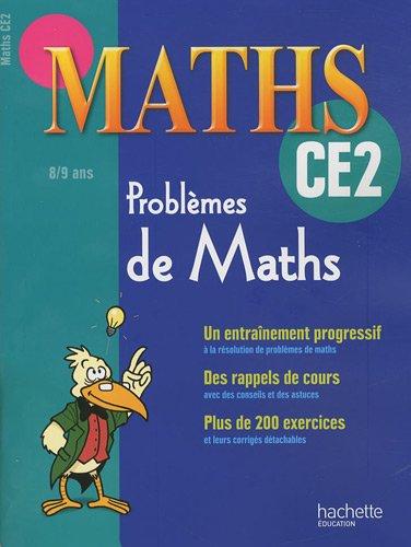 Problèmes de maths CE2 : 8-9 ans par Daniel Berlion