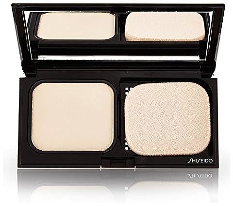 Sheer Matifying Compact Foundation SPF10 by Shiseido O80 Deep Ochre