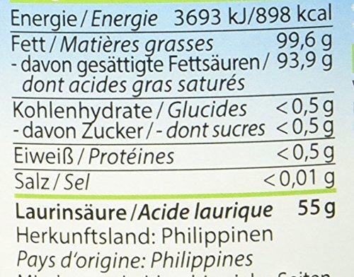 Dr. Goerg Premium Bio-Kokosöl 500 ml - 2