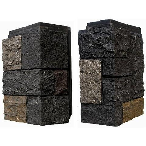 Nextstone Castle Rock fuera esquina Ashford carbón