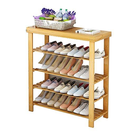 Dw&hx armadio scarpe,multistratopolvere-prova ripiano domestico dormitorio assemblea scatola scarpiere per porte armadi-h 70x28x80cm(28x11x31inch)