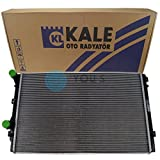 KALE Wasserkühler Motorkühlung Netzmaße: 645 x 410 x 28 mm - 1K0121251AA