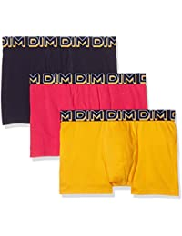 Dim Power Full, Lot de 3 Boxers, Homme