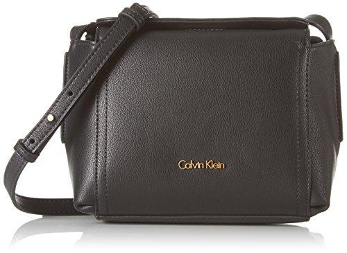 Calvin Klein Jeans Damen MYR4 SMALL CROSSBODY Umhängetasche Schwarz (Black)