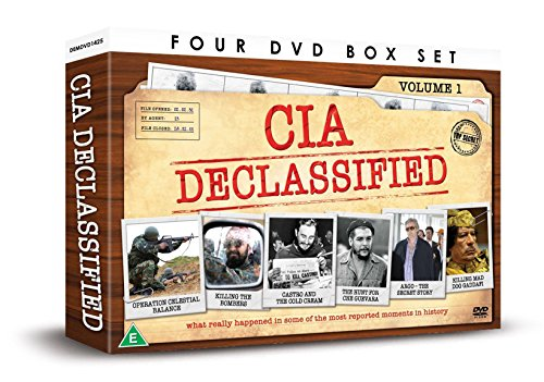 Cia Declassified [DVD] [UK Import]