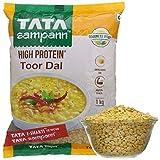 #7: Tata Sampann Pulses Toor Dal, 1kg