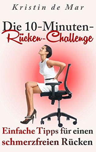 Die 10-Minuten-Rücken-Challenge: Einfache Tipps für einen schmerzfreien Rücken - Stumpf Sitz