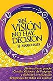 Sin visión no hay decisión!: Desarrolle su propio Circulo Virtuoso de Progreso y disfrute la realización progresiva de todos sus sueños!