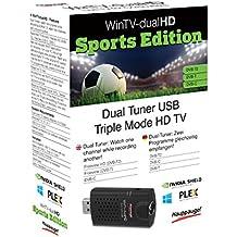 Hauppauge 01663WinTV Montre One Freeview HD TV récepteur–Noir
