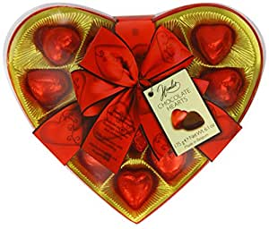 Hamlet Red Heart with Heart Chocolates 175g