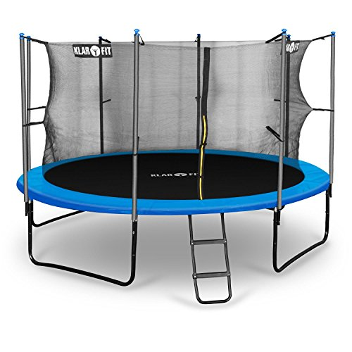 kindertrampolin in und outdoor hei begehrt. Black Bedroom Furniture Sets. Home Design Ideas