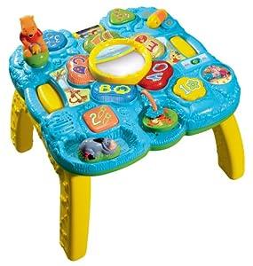 VTech Baby Winnie The Pooh 80-125404 - Mesa de Actividades