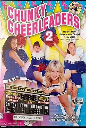Sex DVD Chunky cheerleaders 2 SKIN THIGHT (Sex Cheerleader)