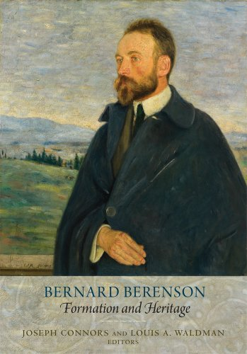 Bernard Berenson: Formation and Heritage (Villa I Tatti Series) por Joseph Connors