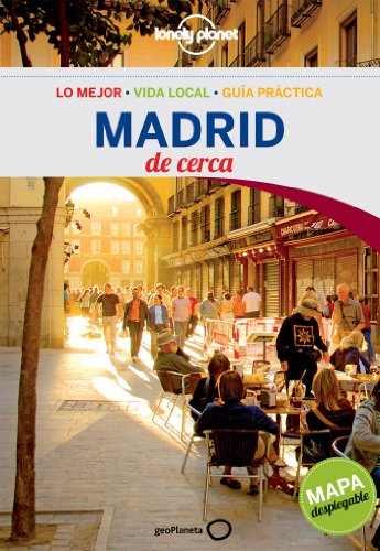 Lonely Planet Pocket Madrid de cerca