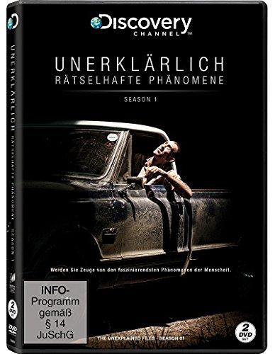 Bild von Unerklärlich - Rätselhafte Phänomene - Season 1 (Discovery - 2 Disc) [2 DVDs]