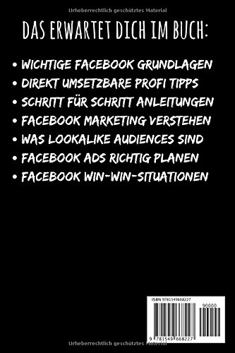 Facebook: Mit Facebook Marketing für Anfänger und Fortgeschrittene zu mehr Erfolg - Facebook Werbung als Marketing Kanal - 2