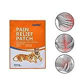 Yiwa 8pz/borsa medica intonaco dolorose spalla della colonna vertebrale cervicale–Cerotti adesivi sollievo dolori dolori salute cura del corpo