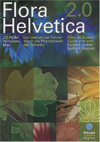 Flora Helvetica 2.0. Flore de Suisse, guide interactif, CD-ROM