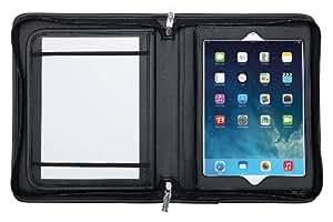 Wedo A5 Elegance Etui organiseur avec support pour iPad Air Noir