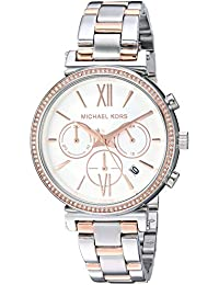 Michael Kors Analog White Dial Women's Watch-MK6558