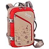 BODYPaCK Taschensender-Trekking-Rucksack, 28 liters, Beige