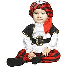My Other Me Disfraz de pequeño pirata para niño, 1-2 años (Viving Costumes 203818)