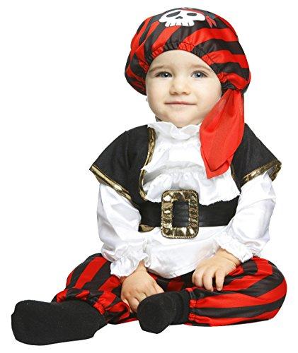 Imagen de my other me  disfraz de pequeño pirata para niño, 1 2 años viving costumes 203818
