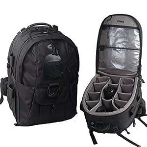Powerpak Godspeed branded DSLR Camera Bag Backpack SY513L for Canon EOS 1200D 700D 750D 760D 70D 7D 5D Nikon D3200 D3300 D5200 D5300 D5500