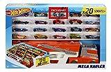 Hot Wheels 2137797 Hotwheels Mega Hauler 20 Coches vehículo de Juguete