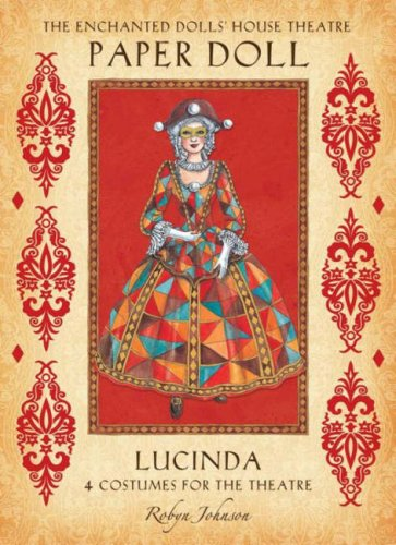 se Theatre Paper Doll: Lucinda ()