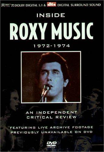 Roxy Music - Inside 1972 - 1974 (Roxy Music Dvd)