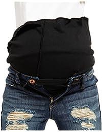 Hosen-Erweiterung mit Bauchband Verlaengerung Rockerweiterung Bunderweiterung Erweiterung fuer Hosen Jeans Roecke