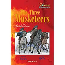 The Three Musketeers (Graphic Classics)