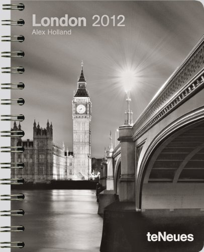 Descargar Libro 2012 London Deluxe Diary de Hollandalex