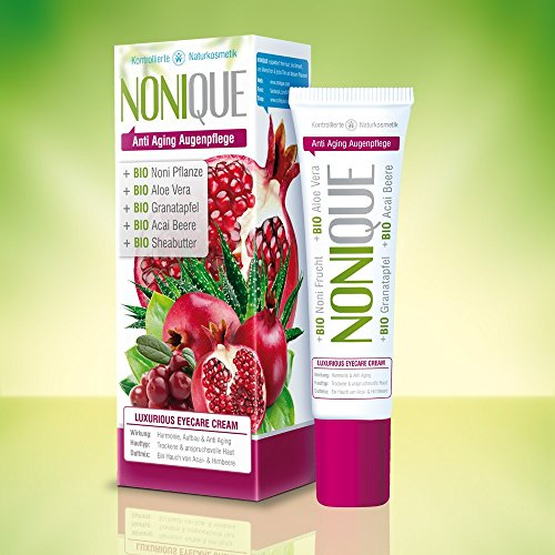 NONIQUE Anti-Aging Augencreme, 1er Pack (1 x 15 ml)