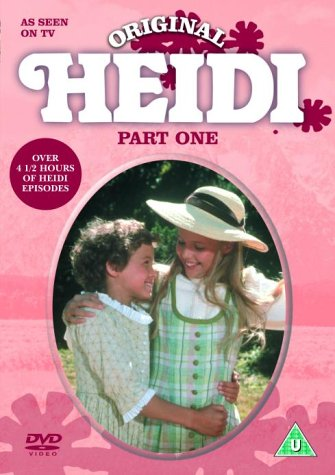 Heidi - Part One [DVD]