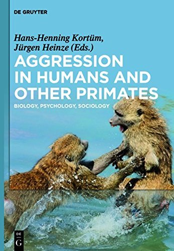 Aggression in Humans and Other Primates: Biology, Psychology, Sociology (2012-12-31)