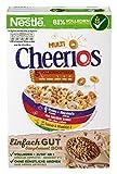 Nestlé Multi Cheerios, knusprige Ringe aus Weizen, Mais, Hafer & Gerste, Cerealien zum Frühstück, mit Milch & Joghurt genießen, 4er Pack (4 x 375 g)