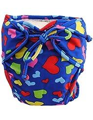 Couches de natation de bébé réglables réutilisables Nappes de bébé Coupe de natation étanches de bébé, # 20