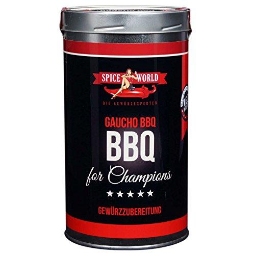 Spiceworld Barbecue for Champions GAUCHO BBQ (1333ml) Cowboy-steak Rub