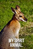My Spirit Animal: Wallaby Journal