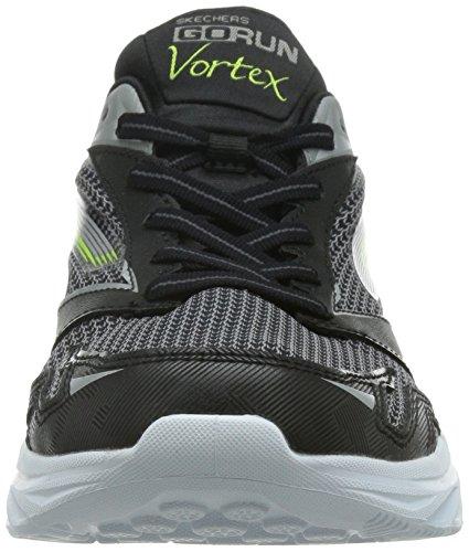 Vortex Sport Tempo Nero Skechers Vanno nero Verde Libero Eseguiti Uomo aRxwqSn7v