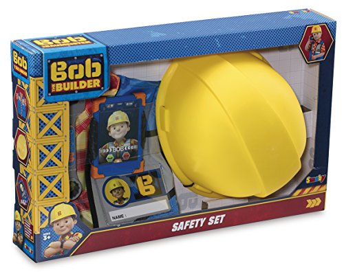 Smoby 380300VPC - Bob der Baumeister Handwerker-Outfit